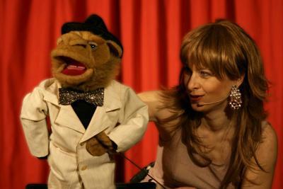 Anett Levander + Mr. Cool Camel